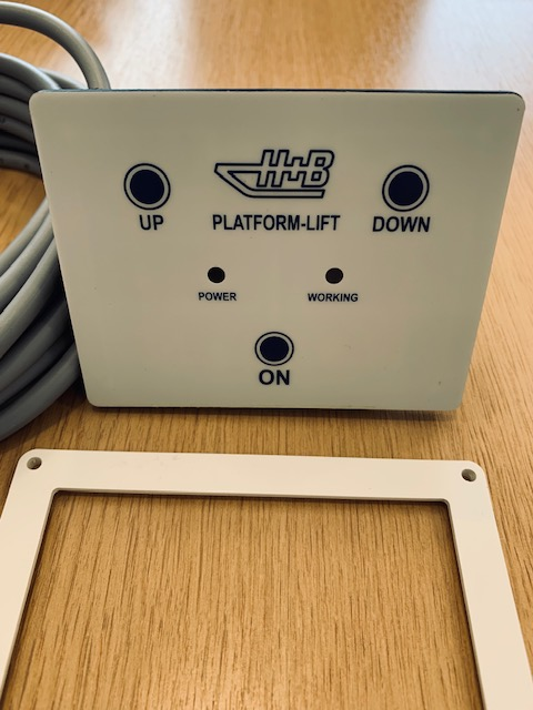 H+B technics Control Panel 10.920.0200