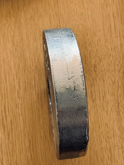 Threaded hole Anode for H+B lifters